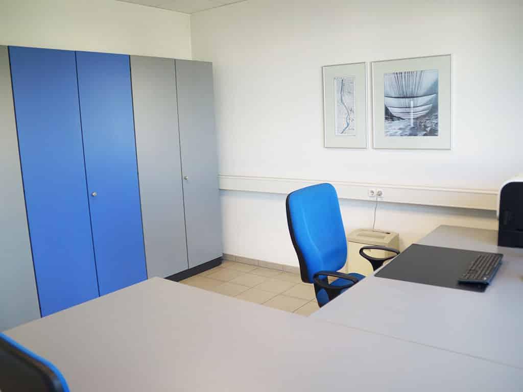 Einzelbüro im Colevel
